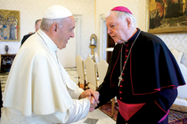 Bishop Greg with Pope Francis.jpg