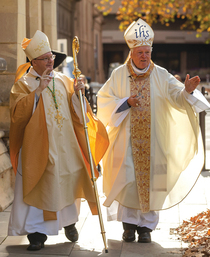 Bishop Greg and Archbishop Patrick sm.jpg